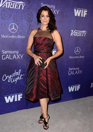 Bellamy Young Variety and Women in Film Emmy Nominee Celebration, LA August 23, 2014