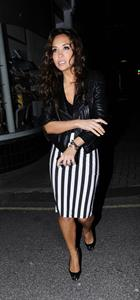 Myleene Klass Celebrating No.1 in Charts, Amika Club, London, March 24, 2013
