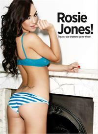 Rosie Jones in a bikini - ass