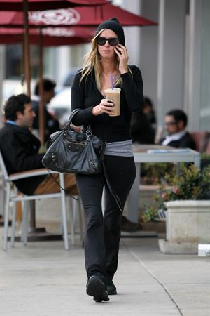 Nicky Hilton Grabs a coffee in L.A. March 6, 2013