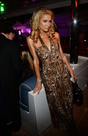 Paris Hilton Seduced and Abandoned Premiere 66th Annual Cannes Film Festival After Party 20.05.13