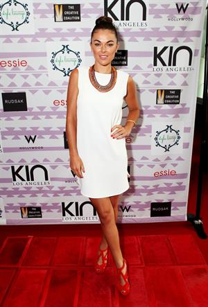 Serinda Swan - Kari Feinstein's MTV Movie Awards Style Lounge - Day 2 on June 1, 2012