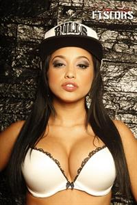 Abella Anderson in lingerie