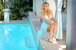 Paris Hilton Bikini and Lingerie Photoshoot