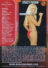 Stacy Marie Fuson in a bikini - ass