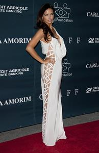 Adriana Lima 2nd Annual Brazil Foundation Gala in Miami 3/26/13