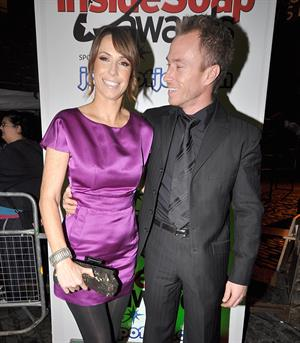 Alex Jones Inside Soap Awards Sept 26, 2011