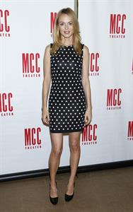 Heather Graham The Money Shot photocall, New York City August 14, 2014