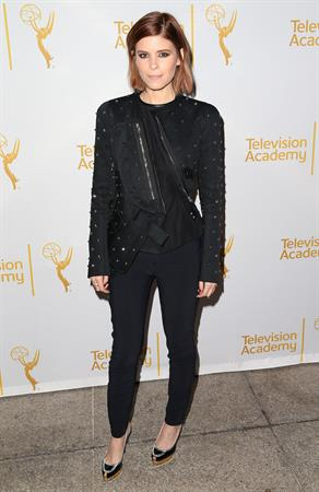 Kate Mara Television Academy's Casting Directors Emmy Nominees Reception, LA August 18, 2014