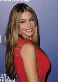 Sofia Vergara Hollywood Foreign Press Associations Grants Banquet, Beverly Hills Aug 14, 2014