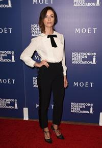 Abigail Spencer Hollywood Foreign Press Associations Grants Banquet, Beverly Hills Aug 14, 2014