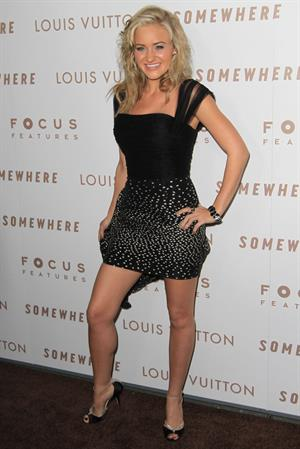 Amanda Michalka at the Somewhere premiere in Hollywood on December 7, 2010
