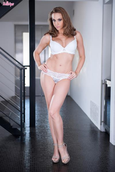 Industrial Babe.. featuring Chanel Preston | Twistys.com