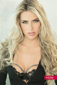 Ana Sofia Henao in lingerie