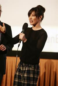 Evangeline Lilly 'The Hobbit: The Desolation of Smaug' Worlwide Fan Event in Los Angeles on Nov. 4, 2013