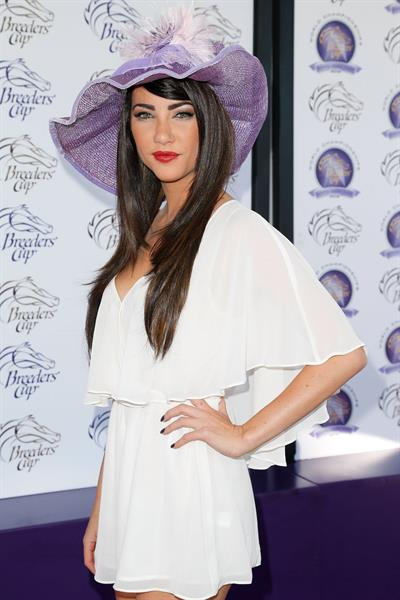 Jacqueline MacInnes Wood The Breeders' Cup World Championships (November 3, 2012)