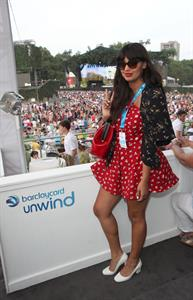 Jameela Jamil Barclaycard British Summer Time Concert in London, Jul. 14, 2013