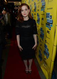 Jane Levy 'Evil Dead' screening at 2013 SSW in Austin 3/8/13