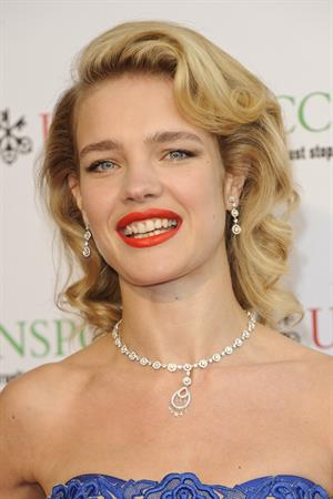 Natalia Vodianova - Pop Art Ball at Banqueting House, May 24, 2012