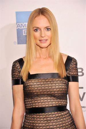 Heather Graham 'At Any Price' premiere at the Tribeca Film Festival in NYC 4/19/13