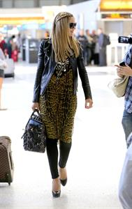 Heidi Klum Departs LA Airport in Los Angeles (May 22, 2013)