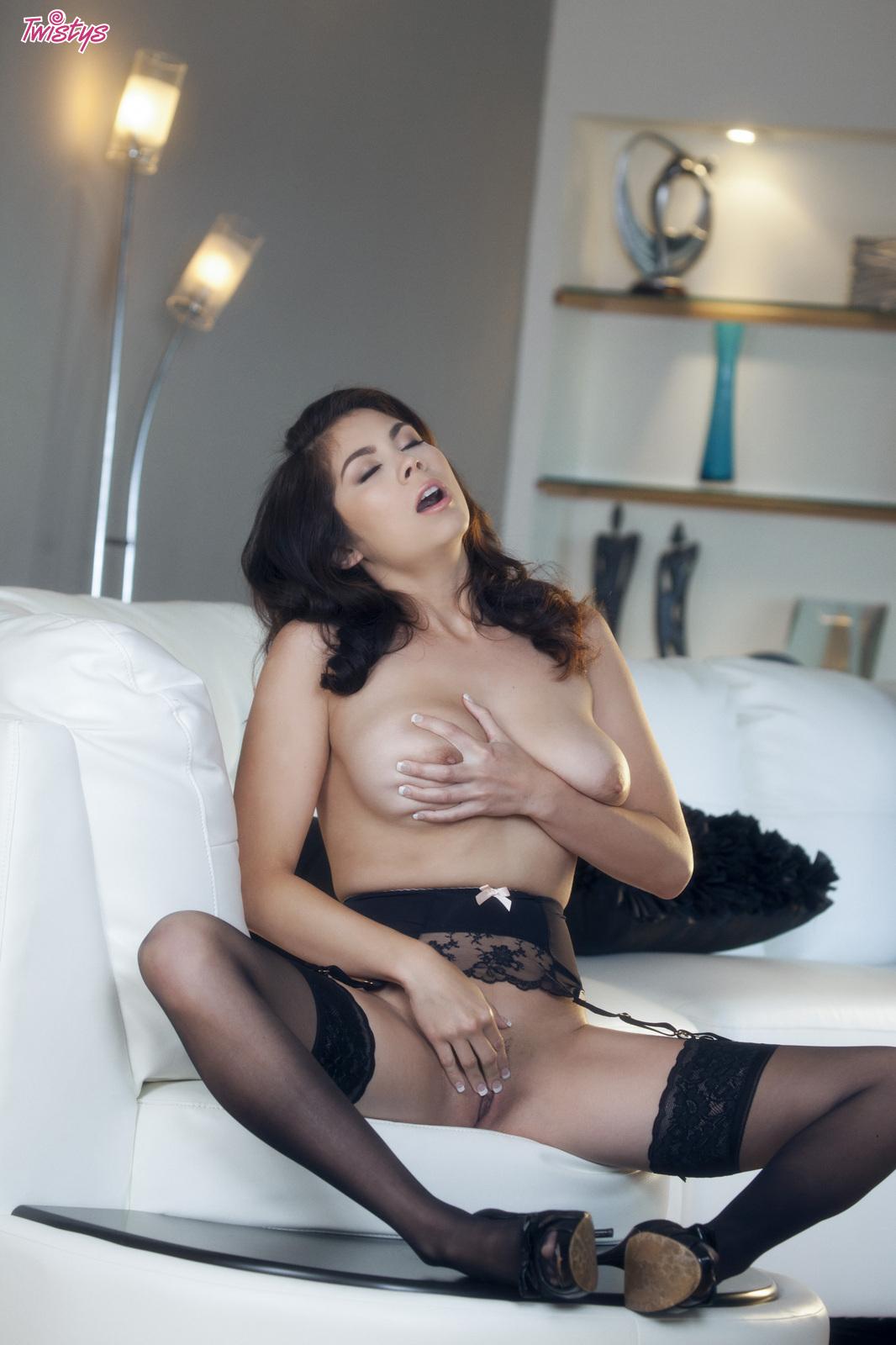 lingerie anal fuck gif