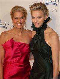 Paula Zahn at the Princess Grace Awards Gala at Cipriani 42nd Street on October 30, 2013 in New York City.