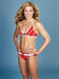 Natalie Coughlin in a bikini