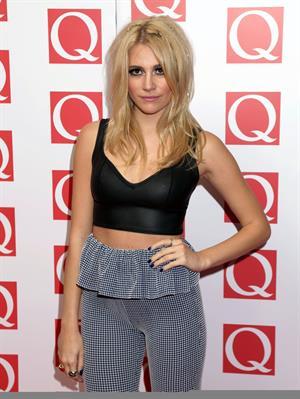 Pixie Lott – 2013 The Q Awards in London 10/21/13