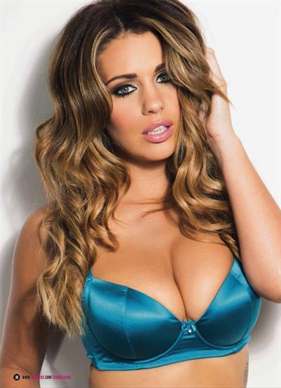Holly Peers Zoo UK July 25, 2014