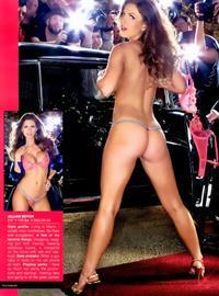 Jillian Beyor in lingerie - ass