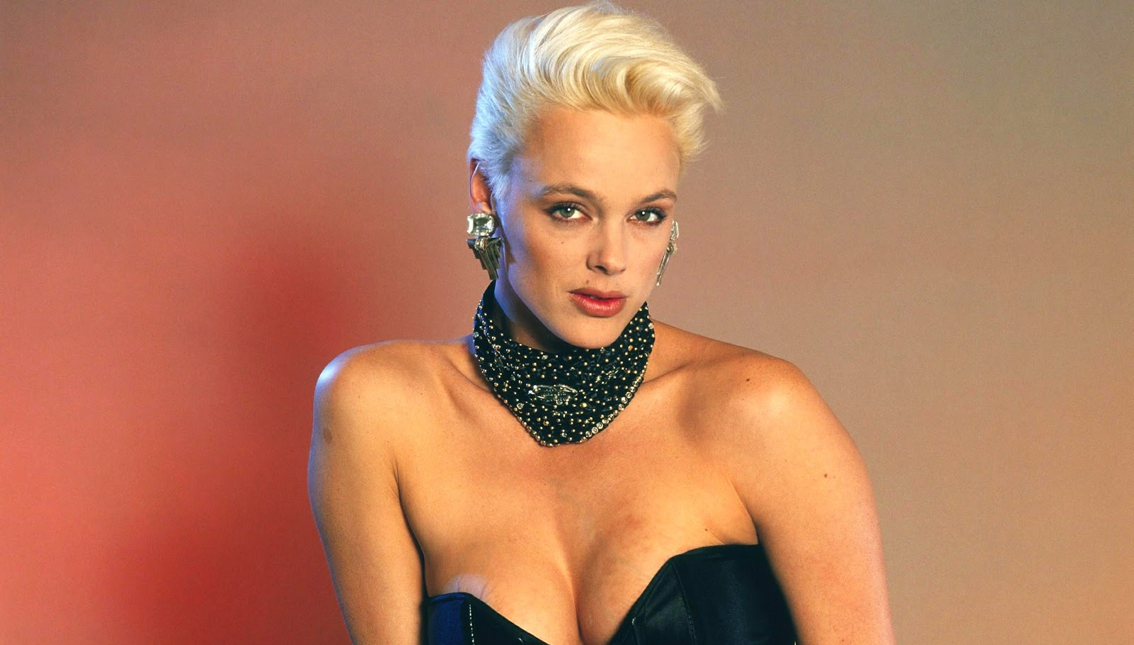 Brigitte nielsen porn video