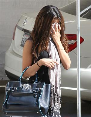 Selena Gomez in Los Angeles 10/5/13