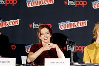 "Zoey Deutch – ""Vampire Academy"" Panel NYCC 10/11/13"