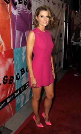 Stana Katic  CBGB  Los Angeles Screening - Oct. 1, 2013
