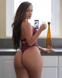 Camila Bernal - ass