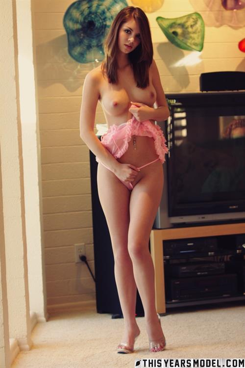 Aspen Martin is My Pink Baby Doll