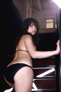 Ai Shinozaki in lingerie - ass
