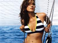 Cerina Vincent in a bikini