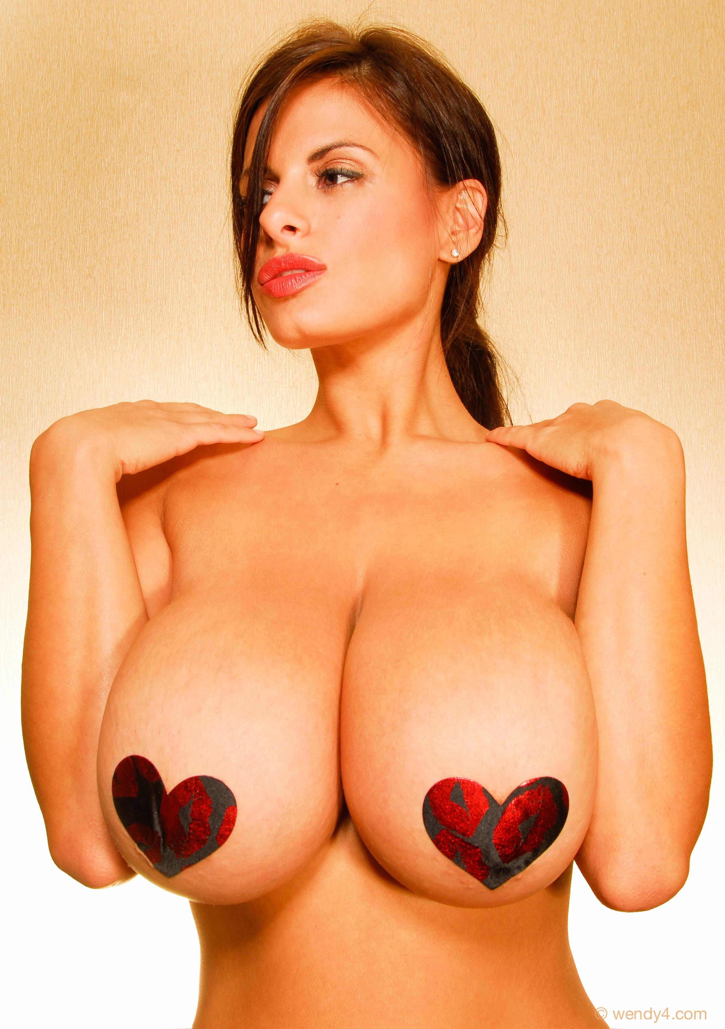 Nude pics of wendy fiore