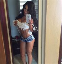 Yarishna Ayala Otero taking a selfie