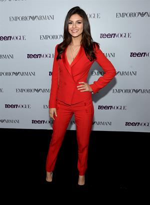 Victoria Justice – Young Hollywood Party 9/27/13