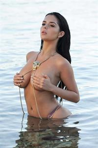 Demi Rose Mawby - breasts