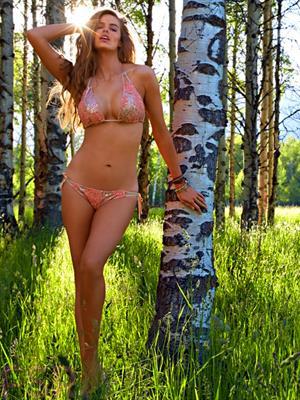 Robyn Lawley Sports Illustrated 2015