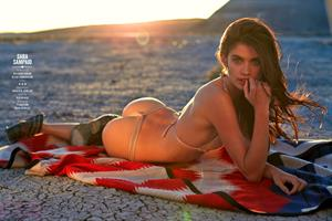 Sara Sampaio Sports Illustrated 2015