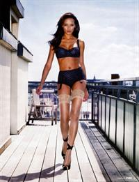 Selita Ebanks in a bikini