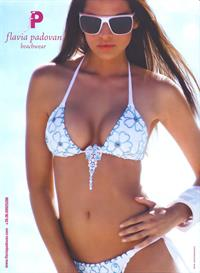 Hana Nitsche in a bikini