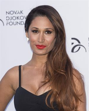 Preeya Kalidas Novak Djokovic Foundation Gala Dinner -- London, Jul. 8, 2013
