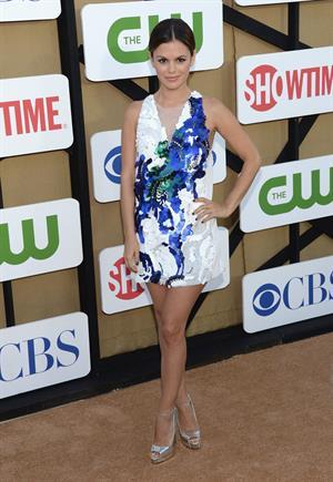 Rachel Bilson CBS Summer TCA Party Los Angeles California July 29, 2013