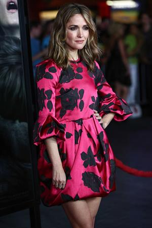 Rose Byrne –  Insidious: Chapter 2  LA Premiere 9/10/13